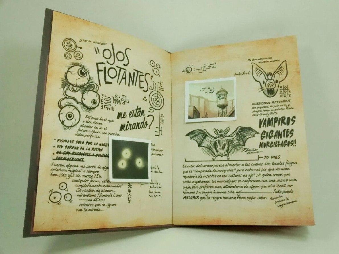 Diarios Gravity Falls Libros 1, 2 Y 3 En Español - $ 450,00 en ...