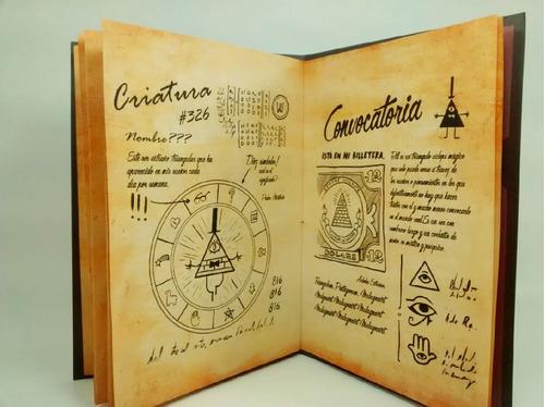 diarios gravity falls libros 1, 2 y 3 (en español)