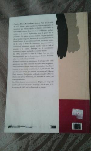 diarios intimos / charles baudelaire (2 verdes al cambio)