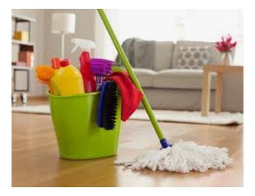 diaristas ( limpeza de casas, apartamentos e escritório)