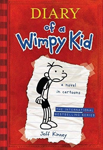 diary of a wimpy kid 1 - jeff kinney - amulet