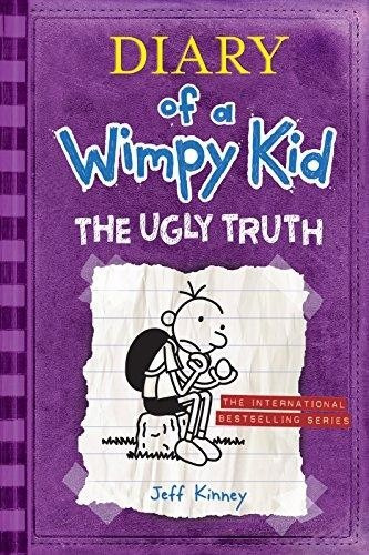 diary of a wimpy kid 5 - the ugly truth - jeff kinney