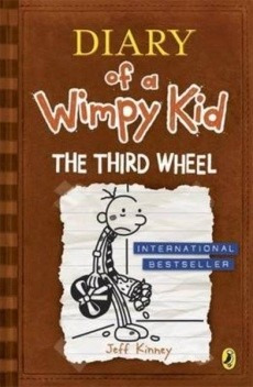 diary of a wimpy kid 7 - the third whell - jeff kinney