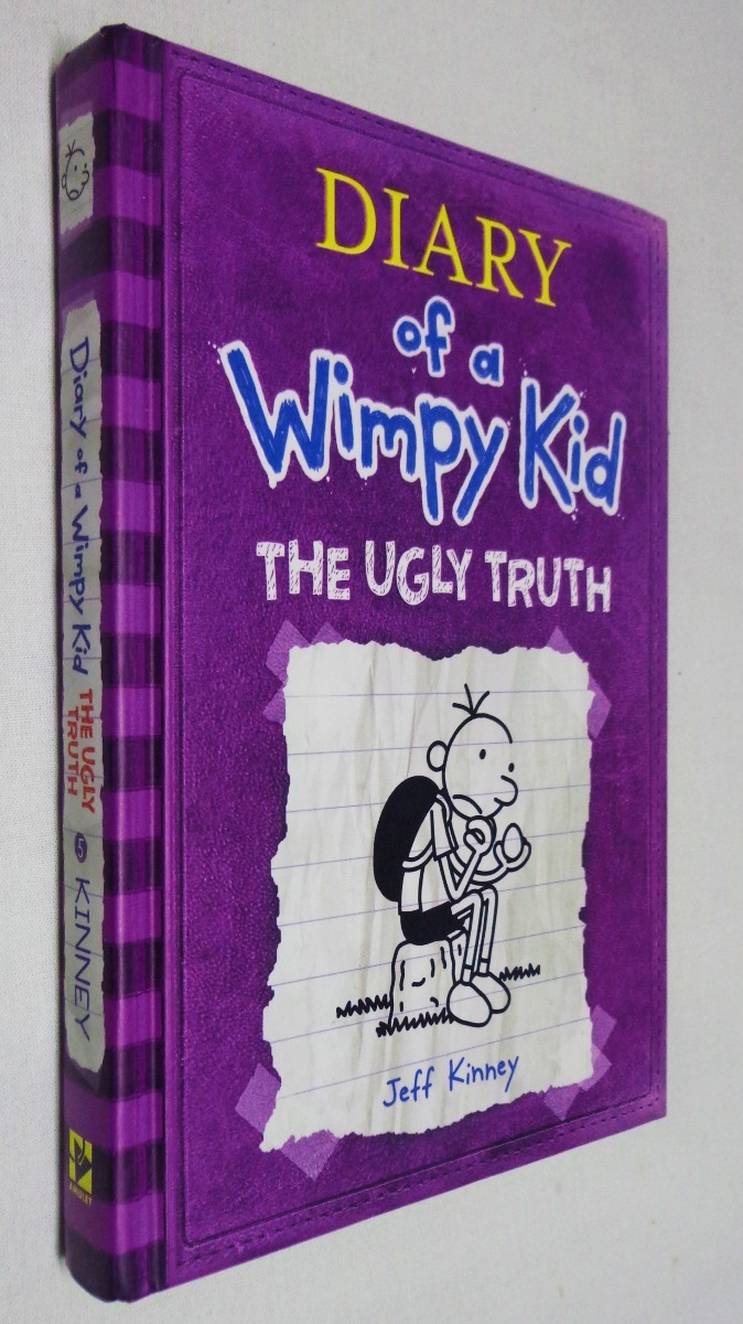 Diary Of A Wimpy Kid Ugly Truth Book