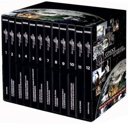 días que marcaron al mundo 12 dvd planeta
