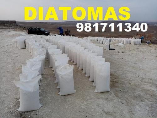diatomas - tierras diatomeas