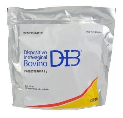 dib 0.5g progesterona sincroniza celo en vacas y vaquillonas