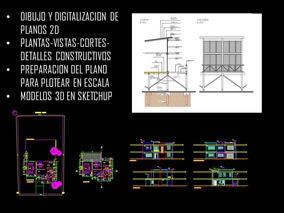 Autocad Cadista Autocad Dibujante Planos Dibujante Cadista 3d Planos 29DHYeEIW