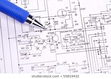 dibujante planos eléctrica, arquitectura, etc.
