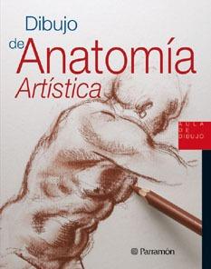 dibujo de anatomía artística; david sanmiguel c envío gratis