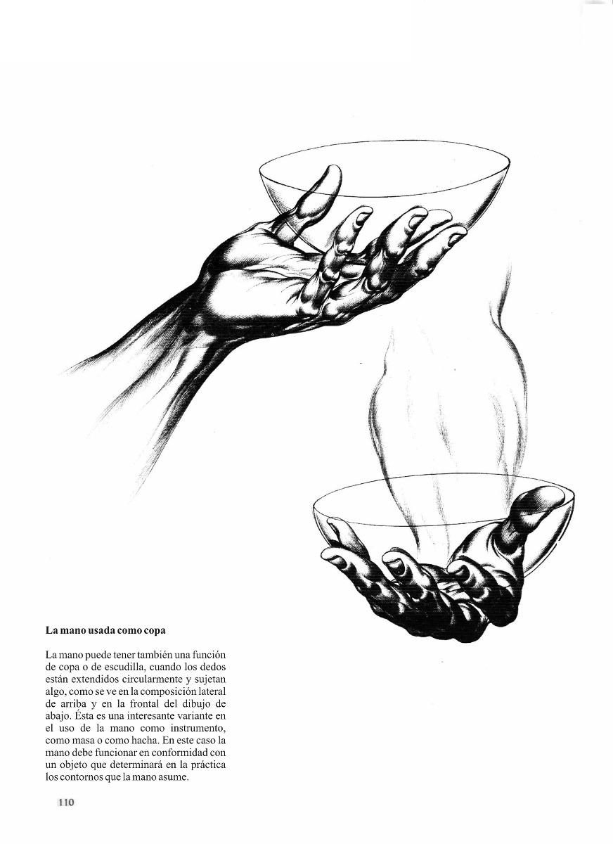 Dibujo De Manos En Movimiento Diseo Anatmico  Bs 90000 en