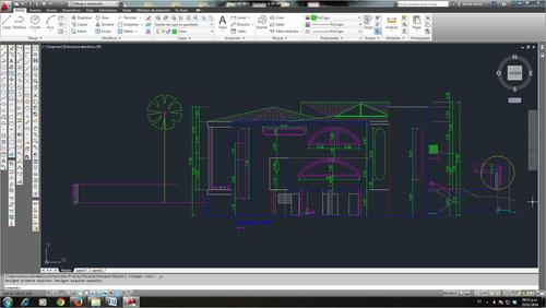 dibujo de planos y elaboracion de proyectos de arquitectura