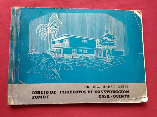 dibujo de proyectos de construccion tomo i casa - quinta