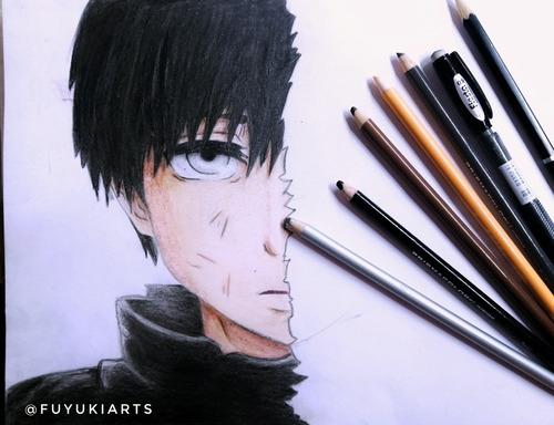 dibujo de todo tipo (realista, animado, un retrato, etc)