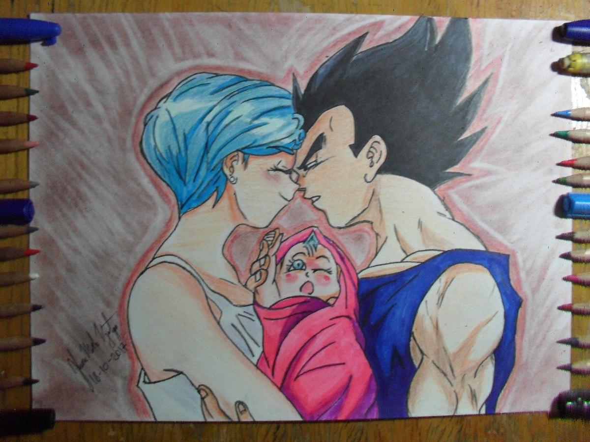 Dibujos De Dragon Ball Vegeta