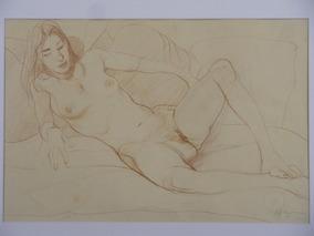 Arte Mujeres Desnudas Fabulosa Coleccion Originales Arte En