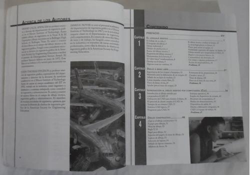 dibujo técnico- h. spencer- alfaomega- 2009- 8ª edición