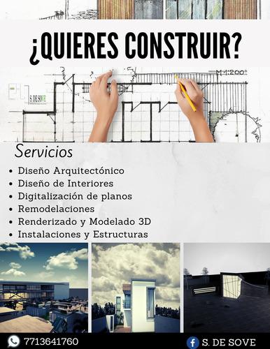 dibujo y diseño arquitectónico