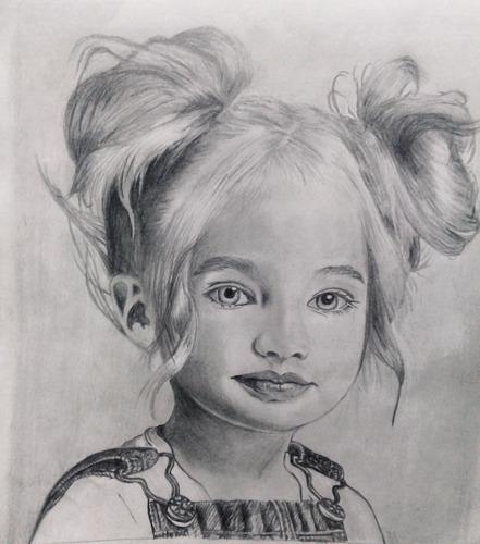 dibujos a lápiz carboncillo
