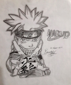 Dibujos A Lápiz Profesionales Naruto Shippuden