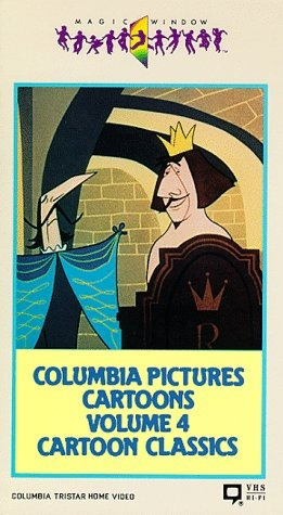 dibujos animados de columbia pictures volumen 4 /animado