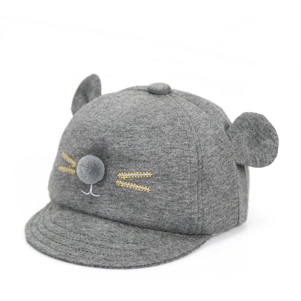 729084a6 dibujos animados gato bebé sombrero béisbol tapa lindo algod. Cargando zoom.