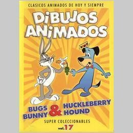 dibujos animados vol 17 bugs bunny huckleberry hou dvd nuevo
