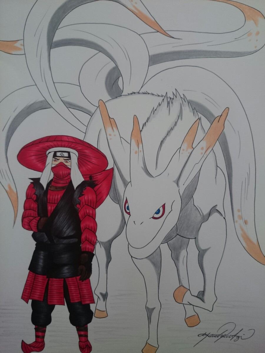 Dibujos Anime, Hechos A Pluma Y Pinturas - $ 50.00 en Mercado Libre