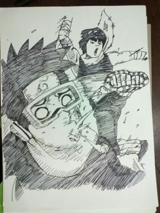 Dibujos Anime/manga A Pedido - $ 550,00 en Mercado Libre