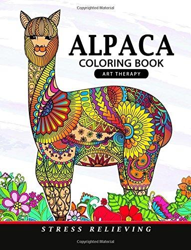 Dibujos De Animales De Colorear De Alpaca Para Colorear