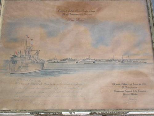 dibujos de fragatas.