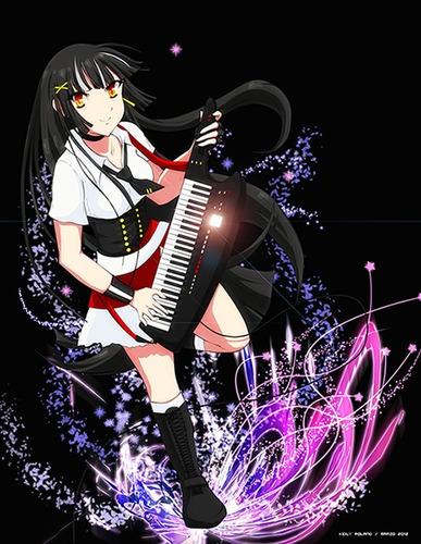 dibujos digitales estilo manga & anime