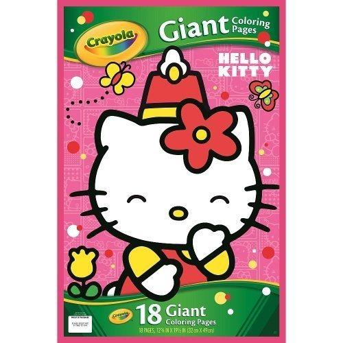 Dibujos Para Colorear Crayola Hello Kitty Para Colorear - $ 640.00 ...