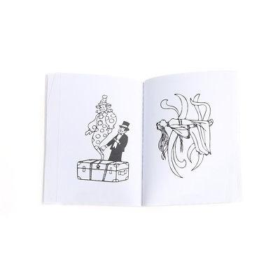 Dibujos Para Colorear Libro De Dibujos Animados Libros Mág