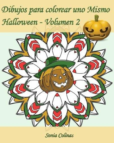 Dibujos Para Colorear Uno Mismo Halloween Volumen 2 25
