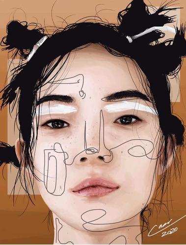 dibujos realistas digitales por encargo