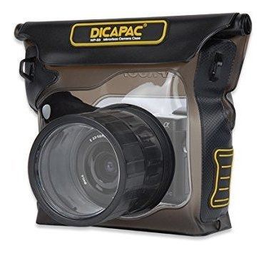 dicapac wp-s3 high-end y mirrorless camera series funda impe