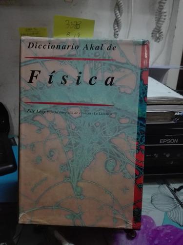 diccionario akal de física // elie lévy