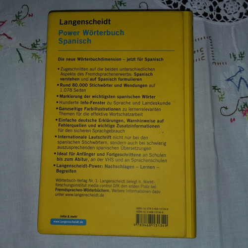 diccionario alemán - español