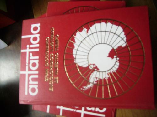 diccionario antartida 4 tomos perfecto estado  1978