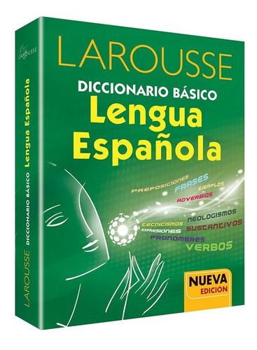 diccionario basico de la lengua española nuevo