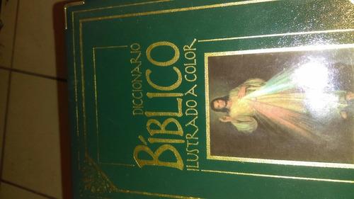 diccionario biblico ilustrado a color
