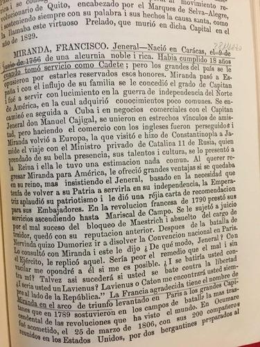 diccionario biografico