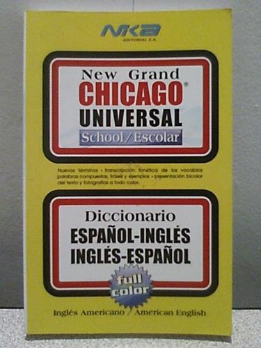 diccionario chicago universal