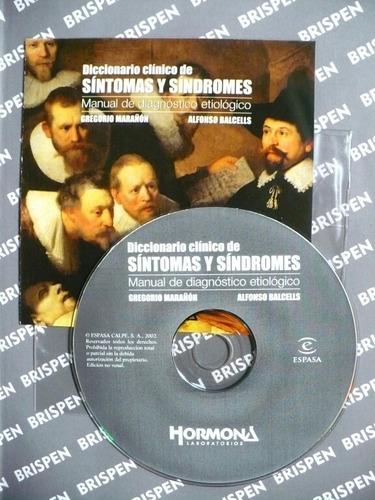 diccionario clínico de síntomas y síndromes