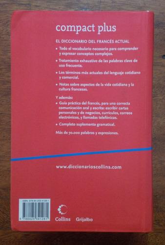 diccionario collins compact plus frances / español