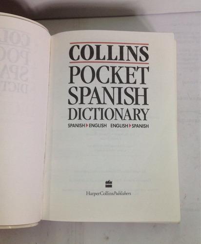 diccionario collins de bolsillo