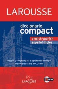 diccionario compact english-spanish / español-inglés(libro i