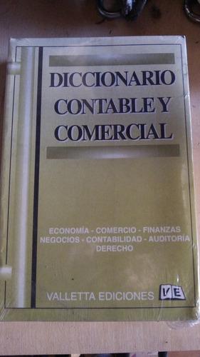 diccionario contable y comercial - valleta ediciones