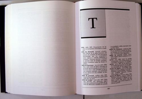 diccionario de administración y finanzas oceano